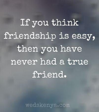 Emotional Friendship Messages